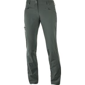 Salomon Wayfarer Pants Women Regular urban chic